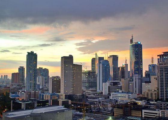 5. Манила (20,767,000)