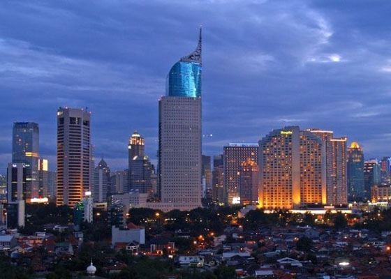 2. Джакарта (26,063,000)