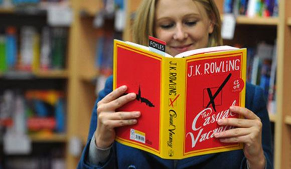 In London, put the play on the books of JK Rowling
