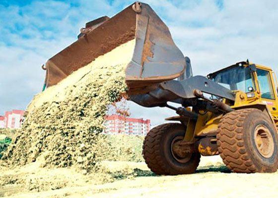 Строительный песок это сыпучий нерудный материал, применяемый для осуществления практически любых строительных работ