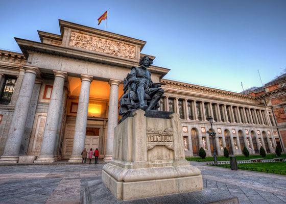 Музей Прадо входит в число лучших музеев мира