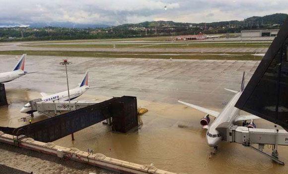 Наводнение нанесло Сочи колоссальный ущерб