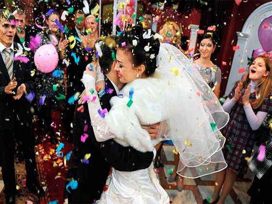Свадьба, прошедшая «на ура», воспринимается и гостями, и молодыми как достойное начало жизни новой семьи