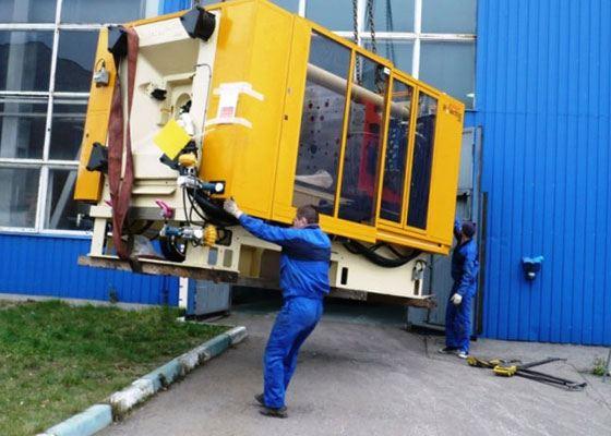 Сейчас, как известно, услуги такелажа (монтаж и демонтаж оборудования) пользуются большим спросом