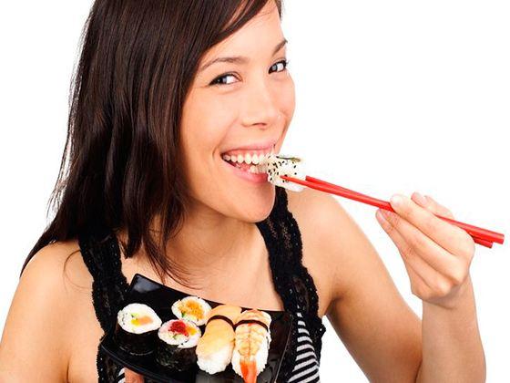 Посетив однажды любое заведение из сети ресторанов суши, каждый второй человек становится его постоянным клиентом