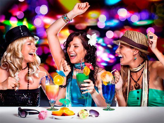 Клубные вечеринки являются одним из лучших способов расслабиться