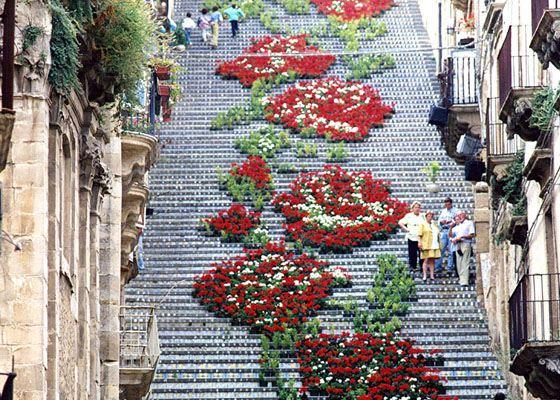 Сицилия. Италия