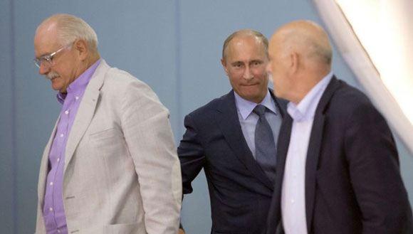 Никита Михалков получил от Владимира Путина очередной орден «За заслуги перед Отечеством»