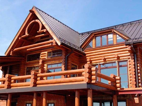 Строительство деревянных домов сейчас переживает настоящий бум