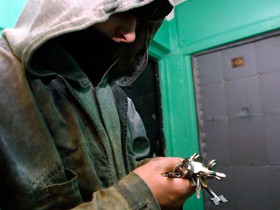 Проникновение в частную собственность составляет более 50% от всего количества преступлений