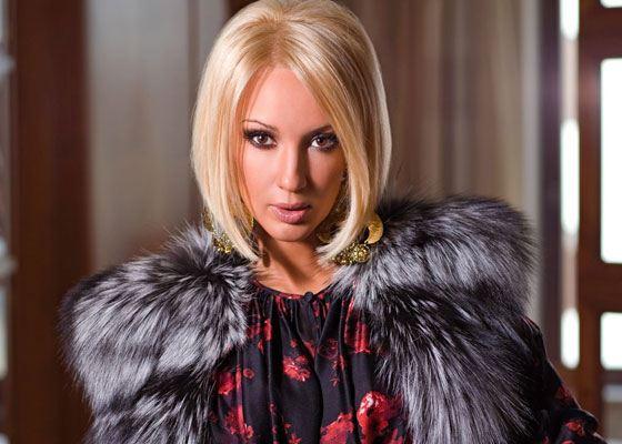 In the photo: Lera Kudryavtseva