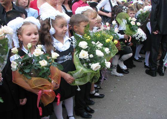 Акция «Собери ребенка в школу» не обошла и жителей города Оренбург