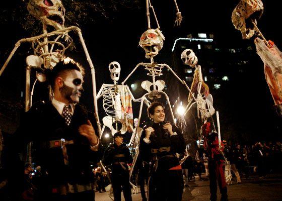 Хэллоуин – это популярный во всем мире кельтский праздник