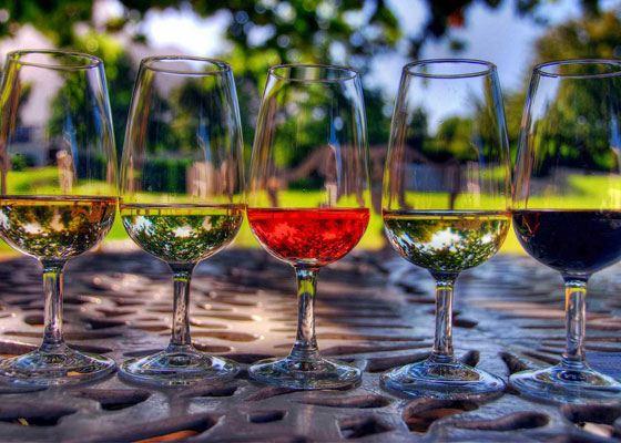 Праздник вина в городе Асти