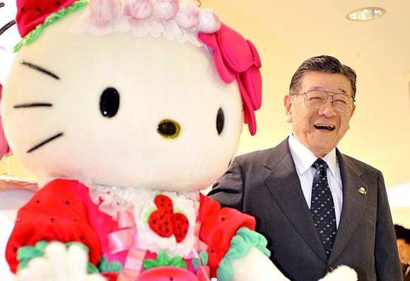 �������� Sanrio ����� ������� �������������� ���������� Hello Kitty