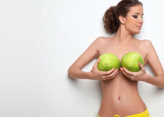 Каждая женщина мечтает о красивой груди