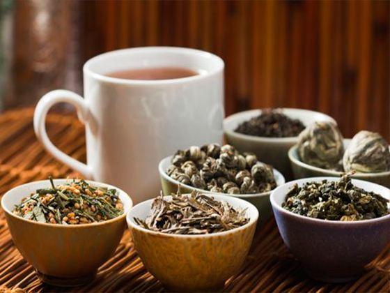 Самый популярный и употребляемый напиток в мире - чай