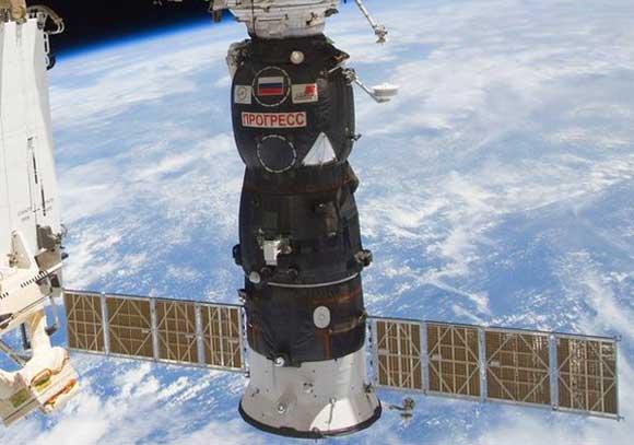 Космический грузовик «Прогресс» успешно достиг МКС