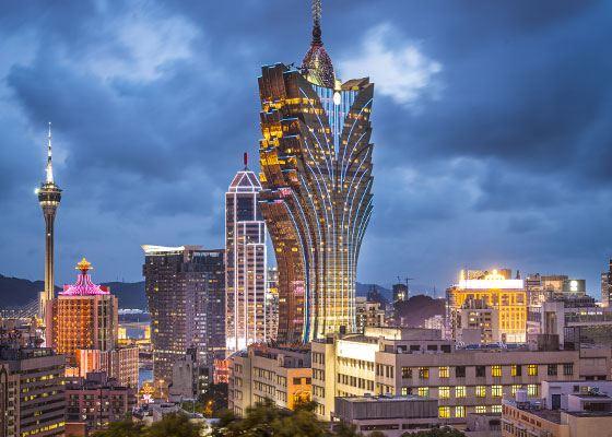 Макао – это наиболее привлекающий туристов, регион Китая