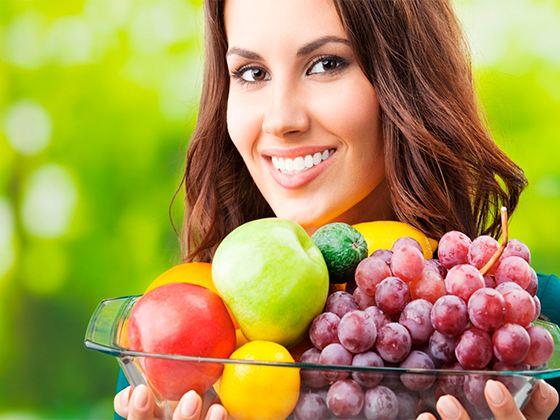 Правильное питание - один из основных факторов здорового существования