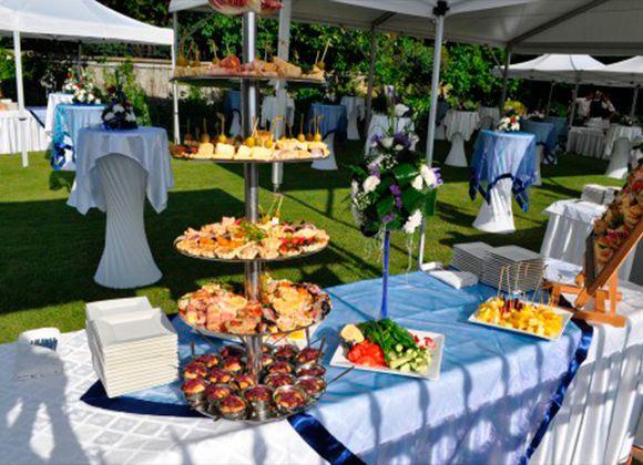 Организация выездного праздника - прекрасный способ проведения семейного или корпоративного торжества