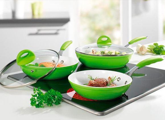 Сковорода – неотъемлемая часть каждой кухни