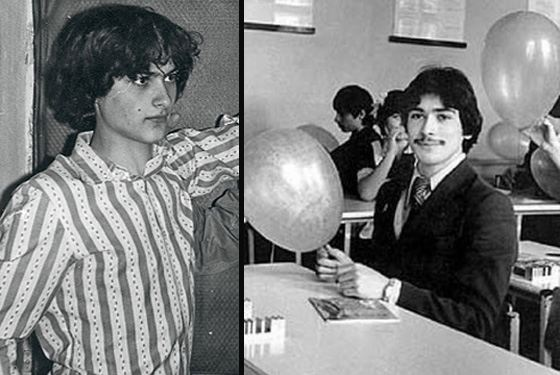 Владислав Сурков в молодости