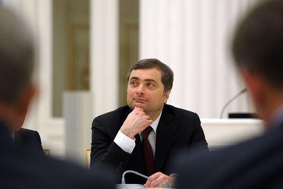 Владислав Сурков - помощник президента
