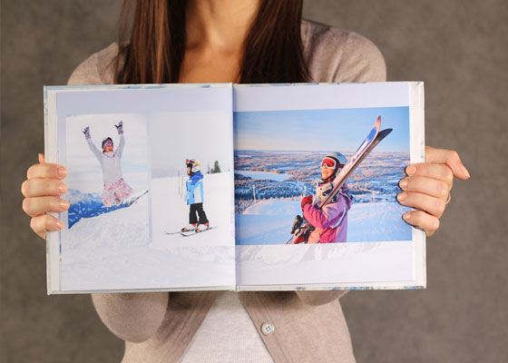 Фотокнига - лучший подарок к любому торжеству