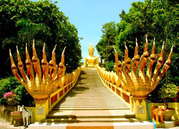 Таиланд - страна вечного туризма