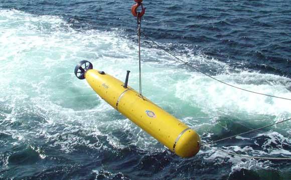 В России собираются разработать подводных роботов-пограничников