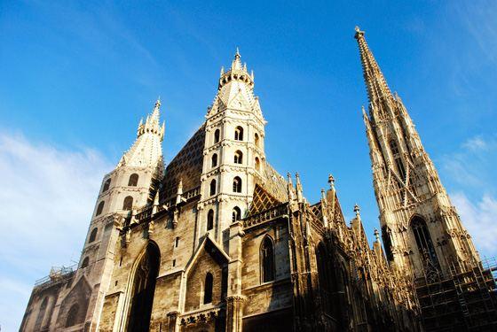 Cобор Святого Стефана манит всех туристов