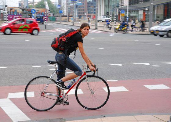 Общественным транспортом Мадрида станет велосипед