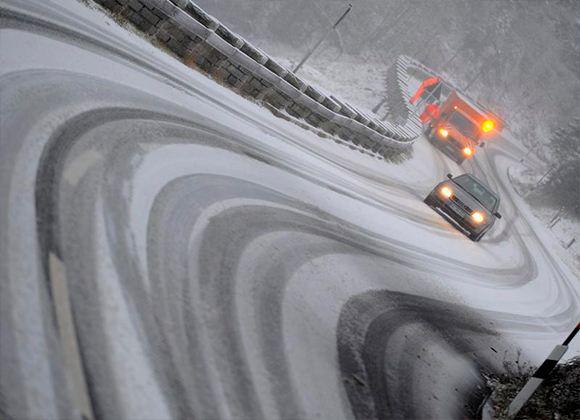 Зима – традиционно тяжелое для автомобилистов время года