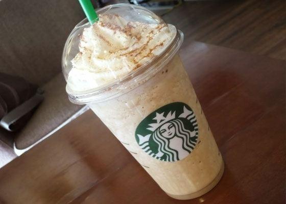 Из ленты Starbucks в Instagram