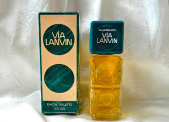 Via Lanvin eau de toilette