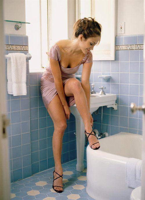 Дженнифер Лопес любит принимать ванну с очень горячей водой