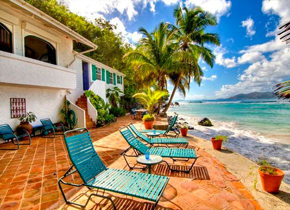 Собственный домик на побережье