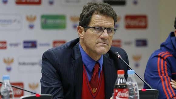 СМИ: Фабио Капелло и российская сборная расторгли свое соглашение