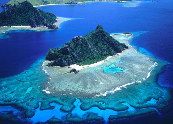 Самый колоритный архипелаг Тихого океана Фиджи