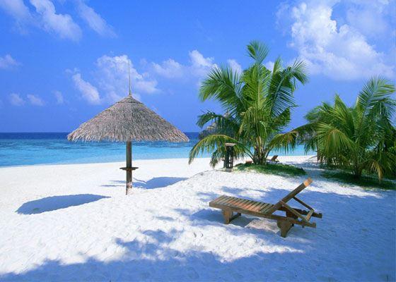 Мальдивы - одно из лучших экзотических направлений