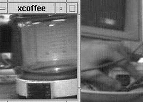 В наши дни веб-камеры везде. А первая была создана, чтобы контролировать кофеварку в университете Кембриджа