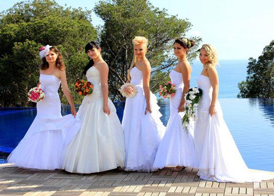 В день св. Петра и Февроньи Муромских во многих городах страны прошли парады невест