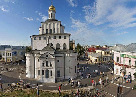В городе Владимире 42 модных навеса будет устанавливать популярная подмосковная фирма