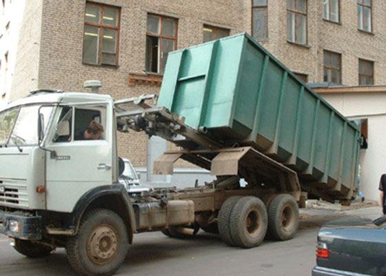 Вывоз мусора должен проводиться регулярно