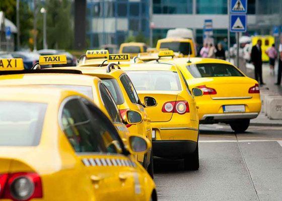 Служба заказа такси в аэропорт является одной из важнейших в столице