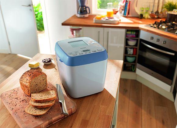 Хлебопечь Philips станет верной помощницей любой хозяйки