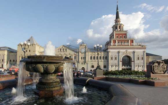 СМИ сообщают о взрыве в камере хранения Казанского вокзала