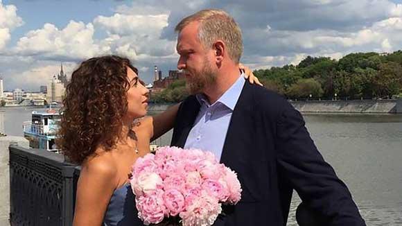 Сергей Капков женился на Софье Гудковой