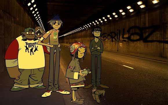 Группа Gorillaz выпустит пятый альбом